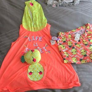 Pineapple pajama (kids)